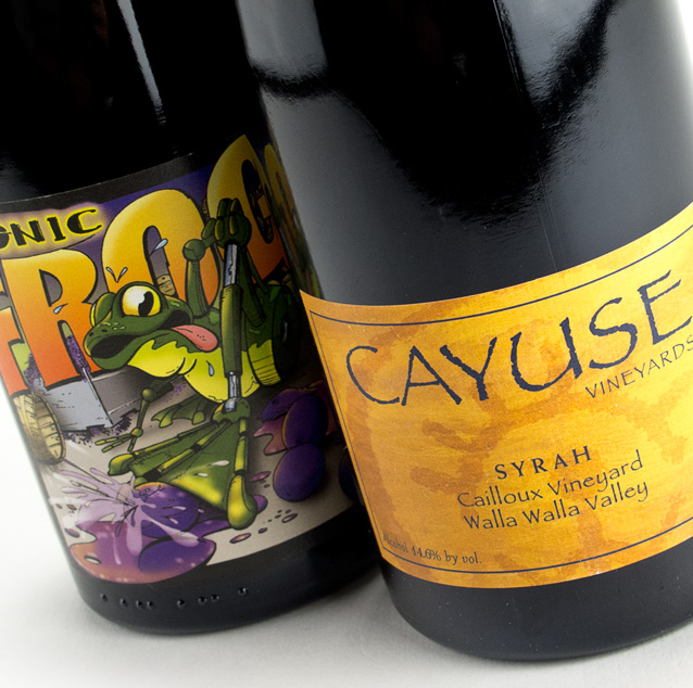 View All Wines from Cayuse Vineyards
