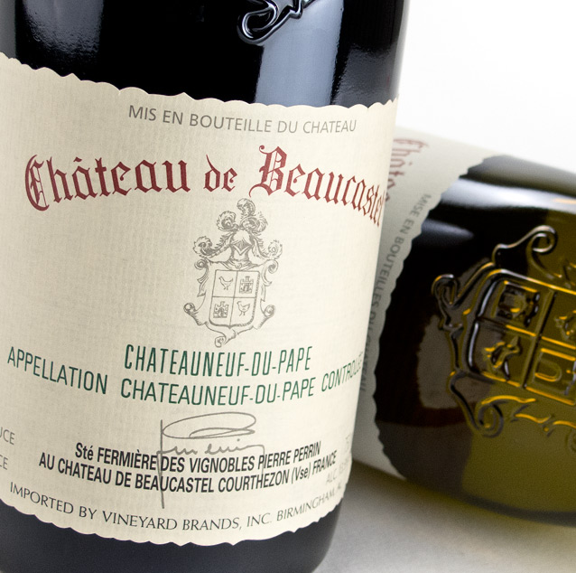 View All Wines from Beaucastel
