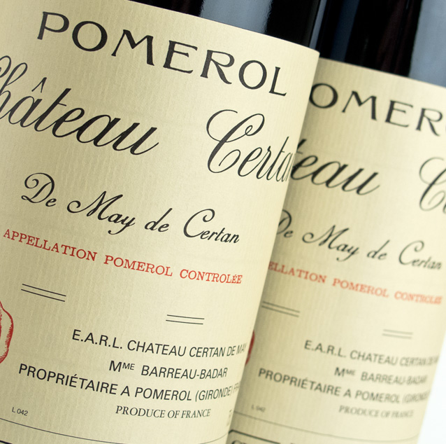 View All Wines from Certan de May