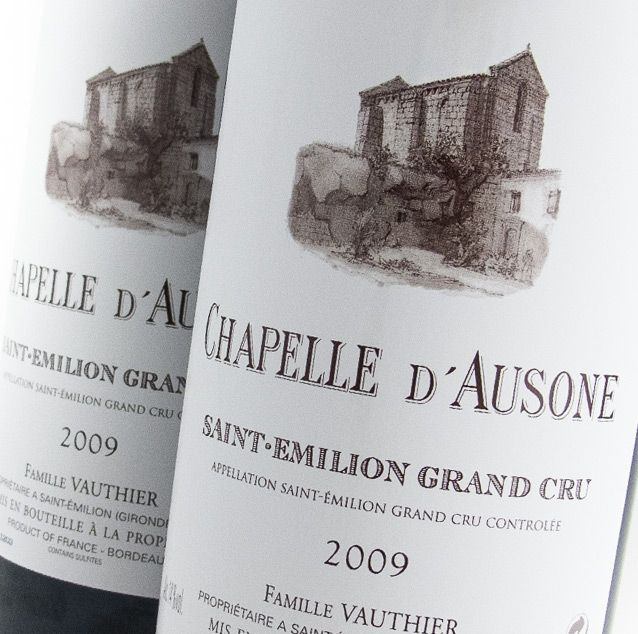 View All Wines from Chapelle d`Ausone