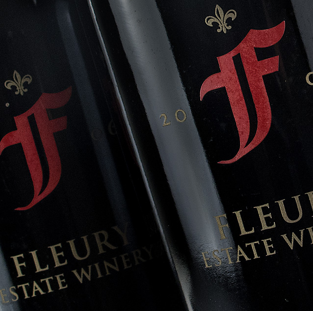 View All Wines from Fleury Estate Winery
