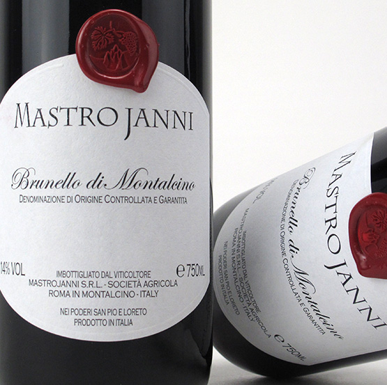 View All Wines from Mastrojanni