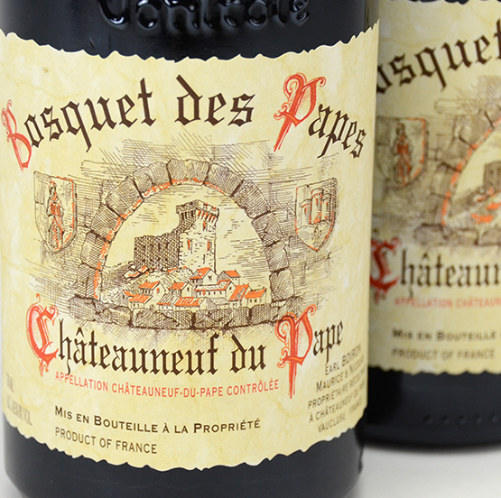 View All Wines from Bosquet des Papes