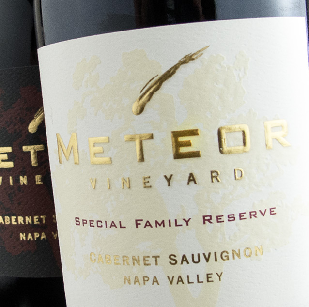 View All Wines from Meteor Vineyard