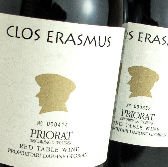 View Wines from Clos Erasmus