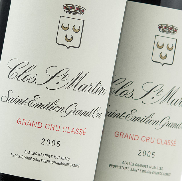 View All Wines from Clos St. Martin