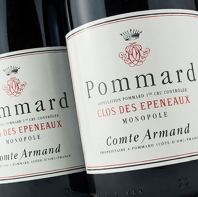 View All Wines from Armand, Comte