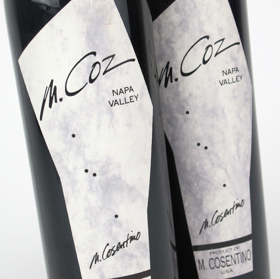 View All Wines from Cosentino