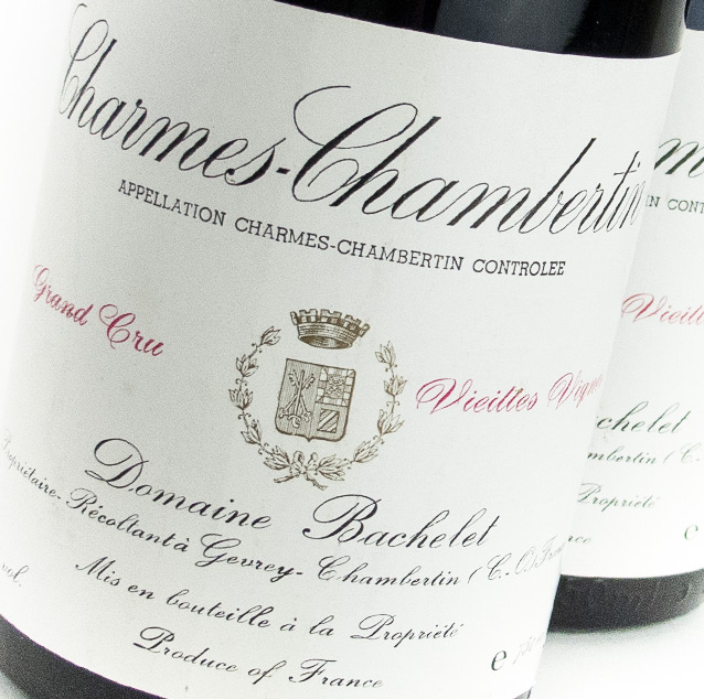 View All Wines from Bachelet