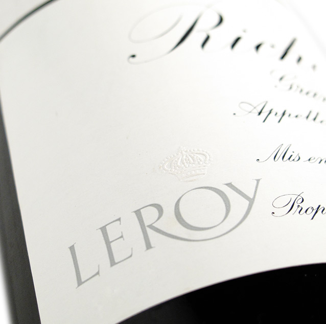 View All Wines from Leroy, Domaine