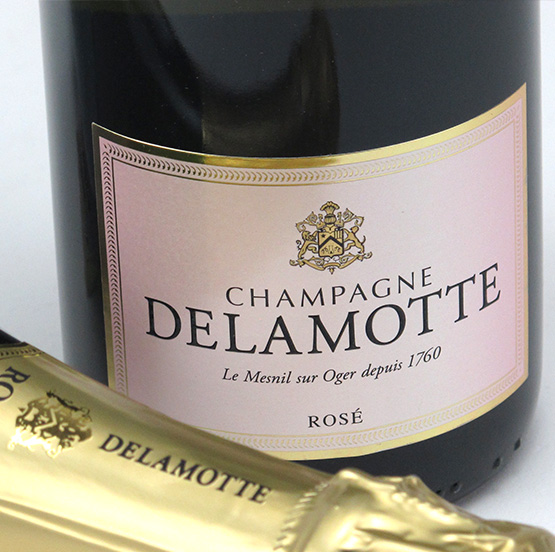 View All Wines from Delamotte
