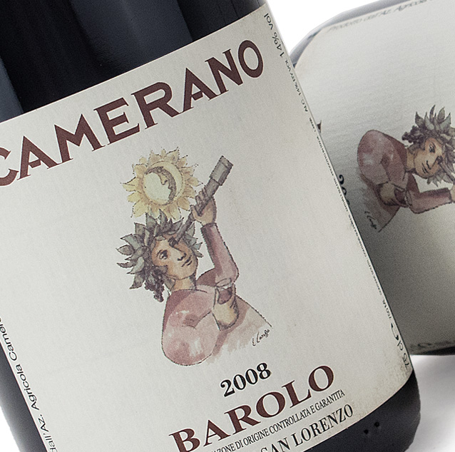 View All Wines from Camerano