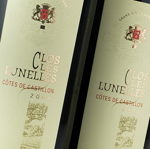 View All Wines from Clos Lunelles