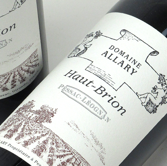 View All Wines from Allary Haut Brion, Domaine