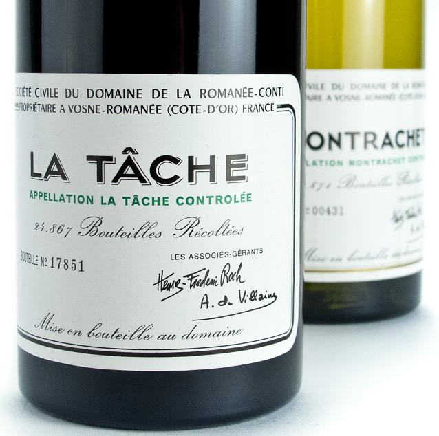 View All Wines from Romanee Conti, Domaine de la