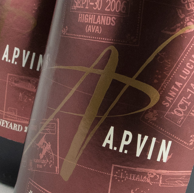View All Wines from A.P. Vin