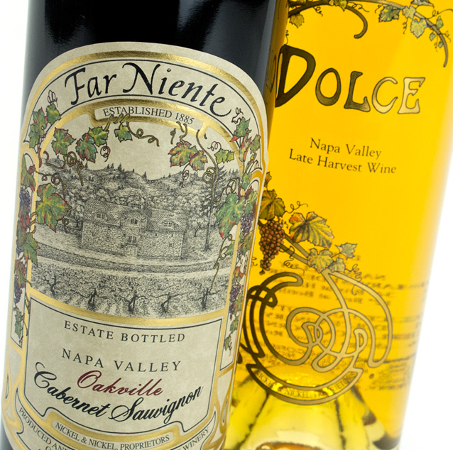 View All Wines from Far Niente