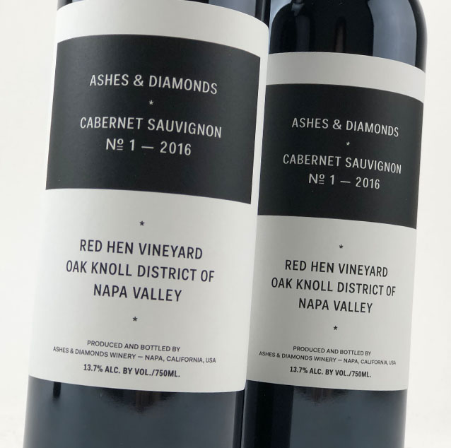 View All Wines from Ashes & Diamonds