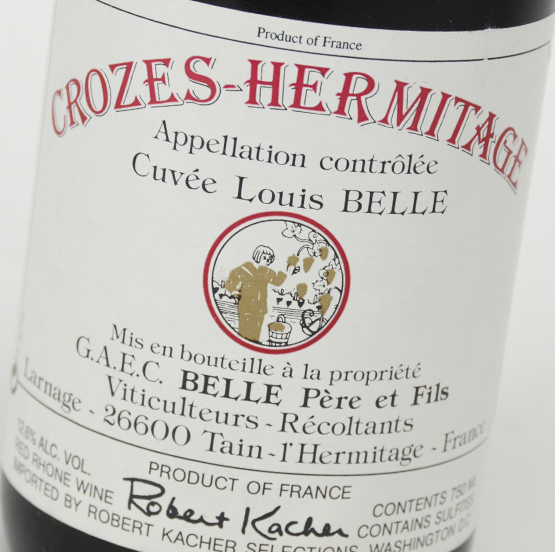 View All Wines from Belle