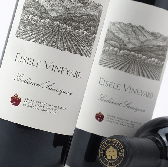 View All Wines from Eisele Vineyard