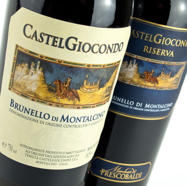 View All Wines from Frescobaldi