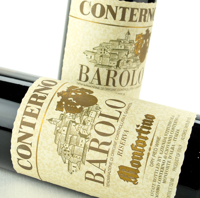 View Wines from Conterno, Giacomo