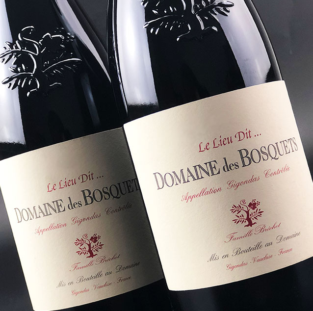 View All Wines from Bosquets