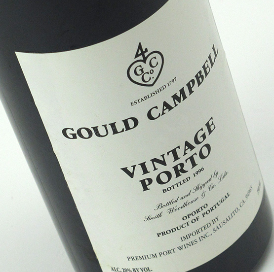 View All Wines from Gould Campbell