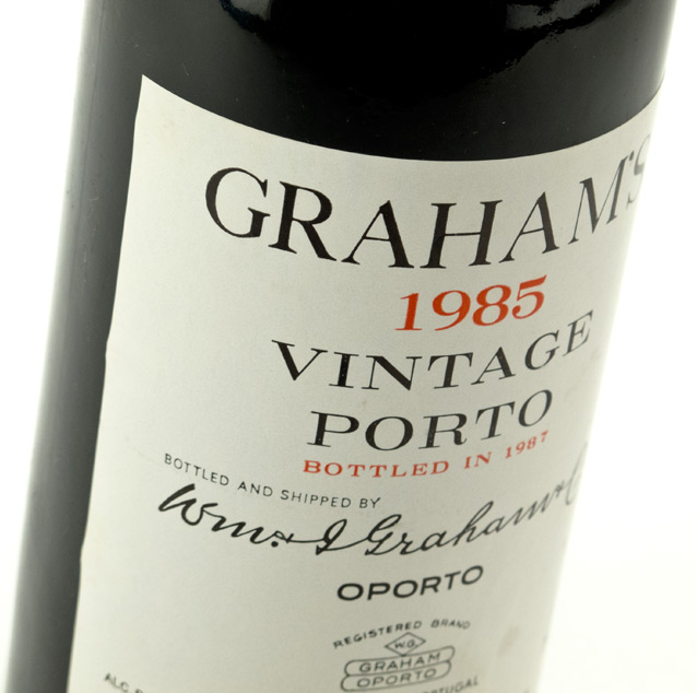 View Wines from Graham`s