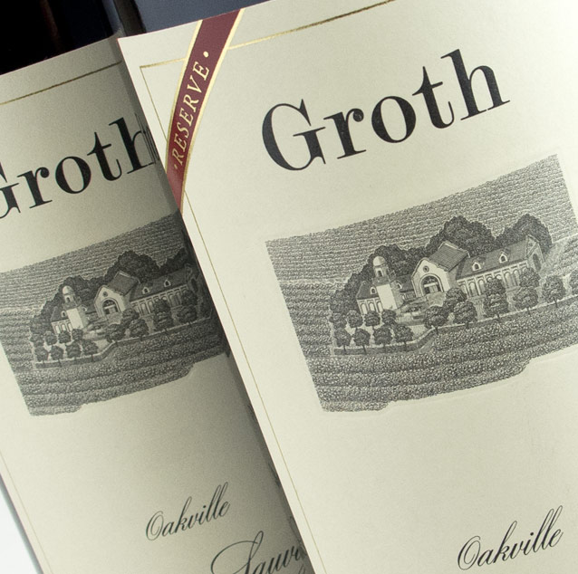 View All Wines from Groth Vineyards
