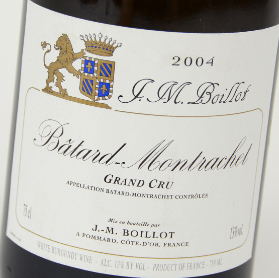 View All Wines from Boillot, Jean Marc
