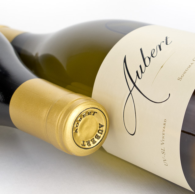 Aubert Vineyards brand image