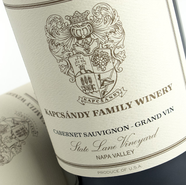 View All Wines from Kapcsandy Family Winery