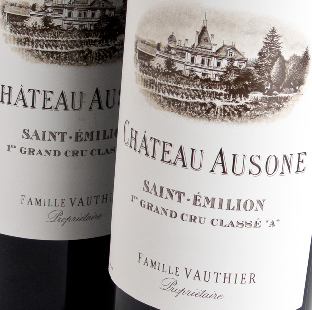 View Wines from Ausone