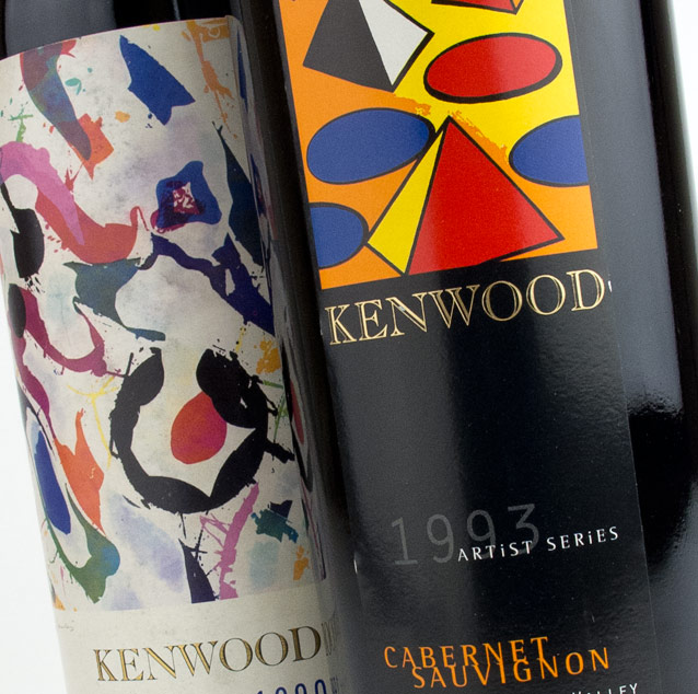View All Wines from Kenwood
