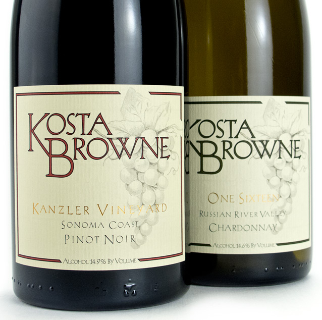 View All Wines from Kosta Browne