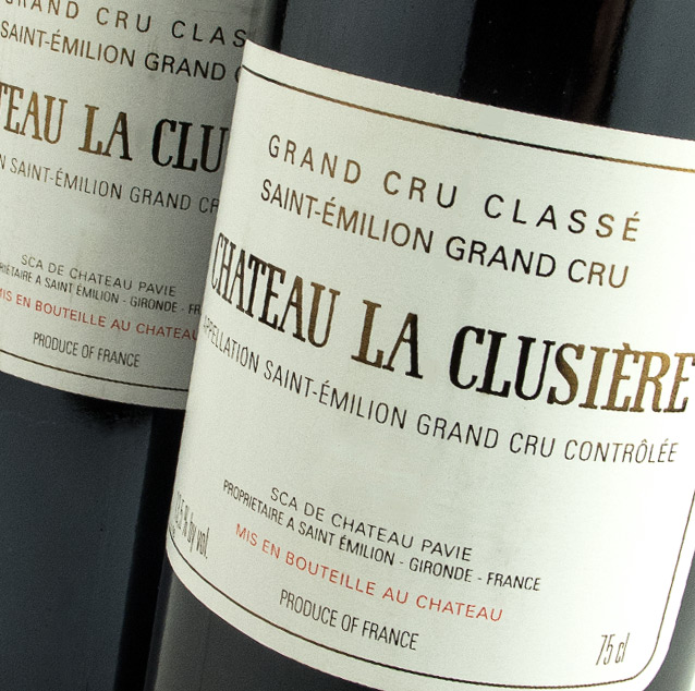View All Wines from La Clusiere