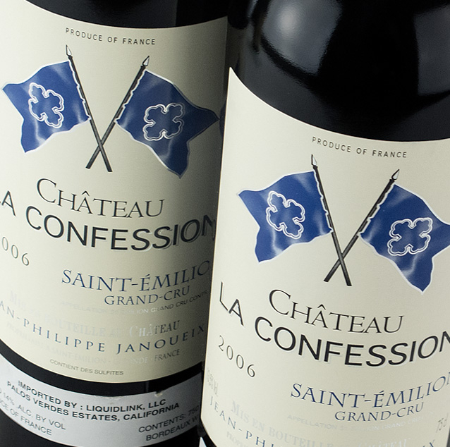 View All Wines from La Confession