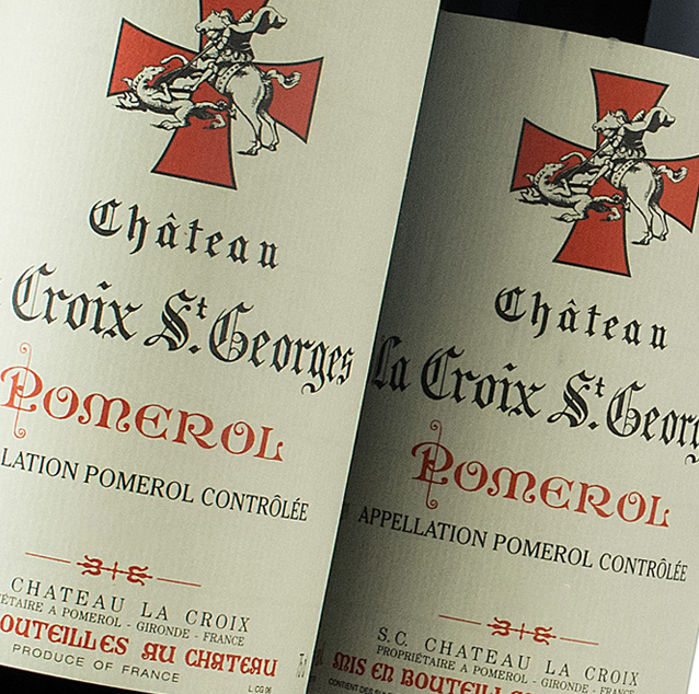 View All Wines from La Croix Saint Georges