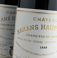 Bahans Haut Brion 1998