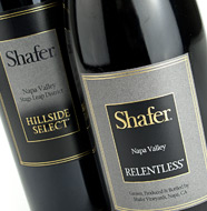 Shafer Syrah Relentless 2001