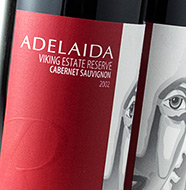 Adelaida Cabernet Sauvignon Reserve Viking Estate Vineyard 2002
