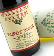 Williams Selyem Pinot Noir Allen Vineyard 2008