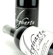 Agharta Syrah Black Label 2004