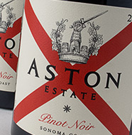 Aston Estate Pinot Noir Sonoma Coast 2009