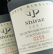 Chris Ringland Shiraz 1999