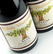 Alban Vineyards Syrah Lorraine Vineyard 2006