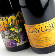 Cayuse Vineyards Syrah Bionic Frog 2006