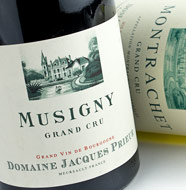 Jacques Prieur Musigny 2006