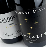 Clarendon Hills Shiraz Hickinbotham Vineyard 1998
